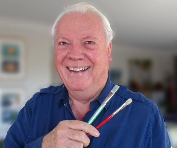 John Brain - Portrait Artist